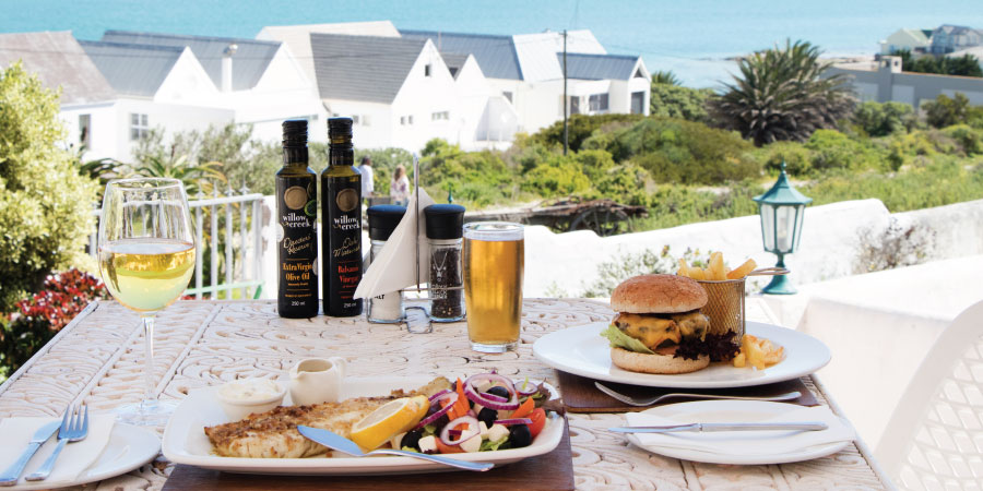 panorama restaurant lunch