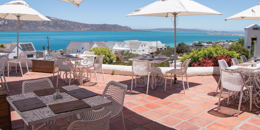 panorama restaurant balcony