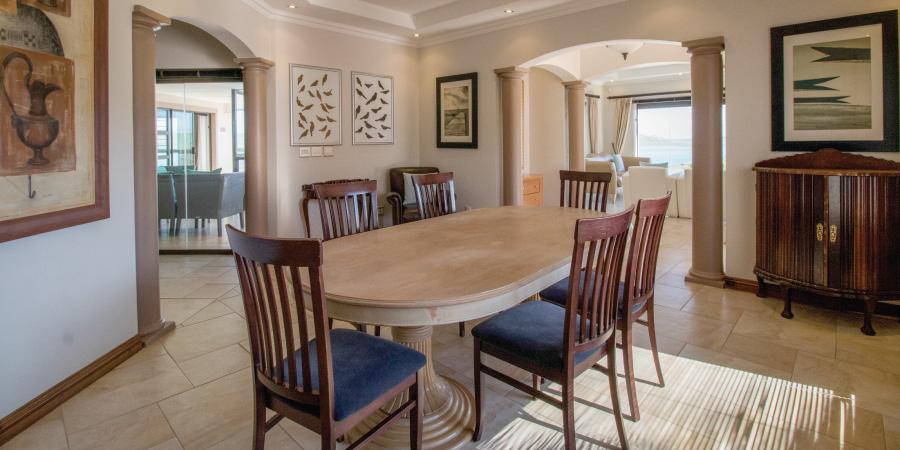 kite mansion penthouse dining room